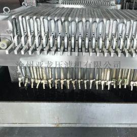 全自动板框压滤机实现行业中的可持续发展