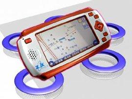GPS导航仪-联合畅想103