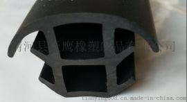 太阳能光伏板密封条 光伏防水材料T型
