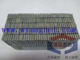 厂家供应 F20*10*3mm镀锌强磁,汽车配件专用钕铁硼方形磁铁