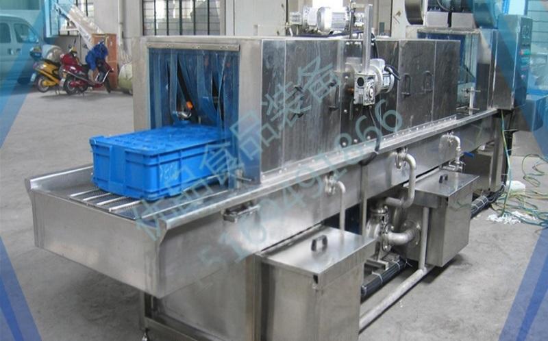 优品洗筐机 高压周转筐清洗机 优品自动洗筐机