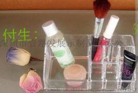 各种化妆品、护肤品展示架