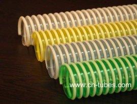 供应PVC塑筋增强软管 透明塑料管 耐高压管