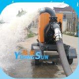 8寸防汛抗旱柴油自吸泵 12寸移動式自吸泵柴油抽水機