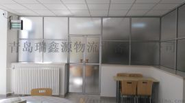 青岛线棒铝型材框架登高梯工作台