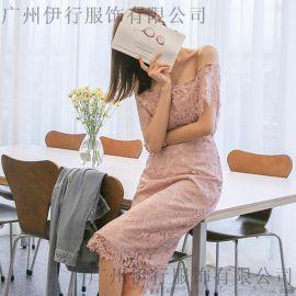 拉夏贝尔新款品牌女装货源