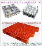 廠家定做新款塑料九腳卡板模具設計製造