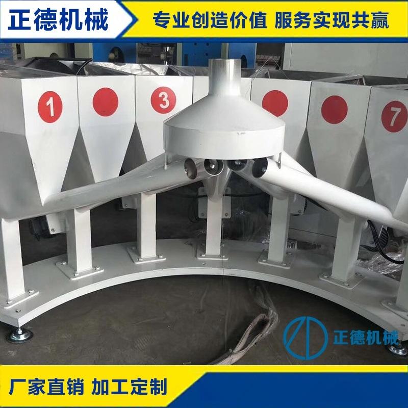 廠家直銷PVC全自動混配生產線小料配方機