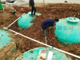 玻璃钢养猪一体化污水处理设备