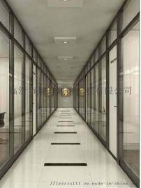 梁山玻璃隔断结构简单
