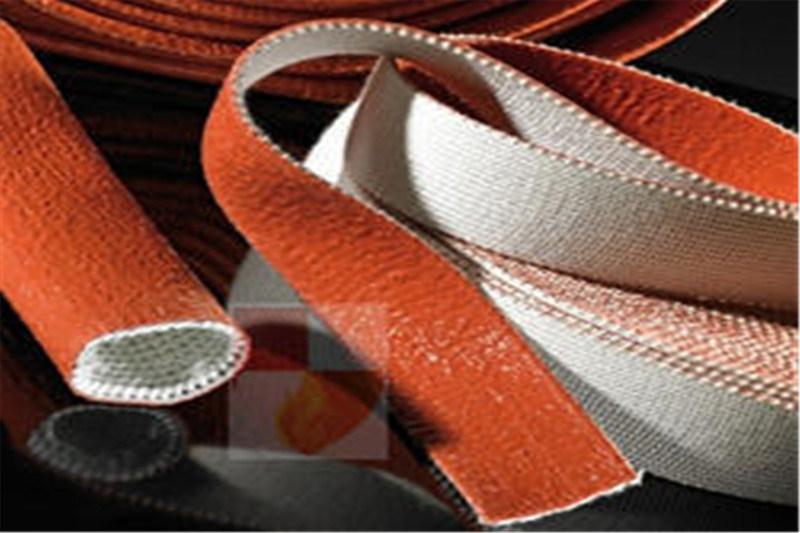 缠绕式保温隔热套管 耐高温套管 绝缘套管 隔热套管