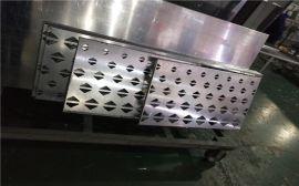 白色冲孔铝单板 灰色穿孔铝单板 黄色冲孔铝板