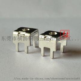 厂家直销供应PCB-20基板焊接端子接线柱端子台