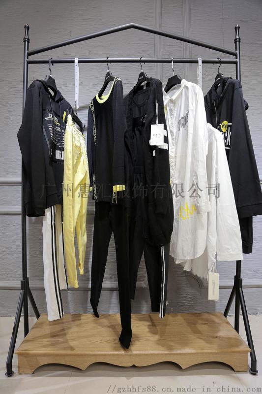 棉麻女装品牌2018新款唤觉折扣女装尾货进货渠道