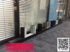 铝合金百叶隔断墙 找美隔隔墙 深圳专业办公隔墙厂家