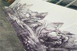 山水画背景铝单板 室内隔断背景墙铝单板