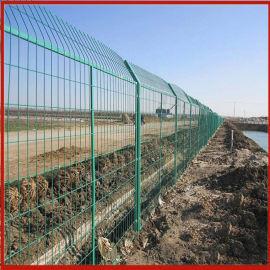 仓库隔离网 护栏道路围栏网 游乐场围栏网厂家