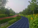 光伏路面、太陽能路面、太陽能跑道