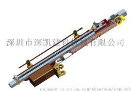 挖机改液压钻机挖机改潜孔钻机