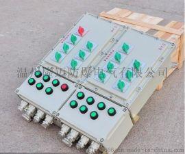防爆检修箱/BXX51-4K防爆动力检修配电箱定做
