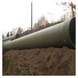 地埋式玻璃鋼污水700管道連接