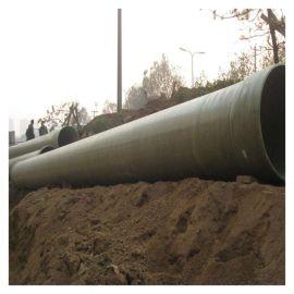 地埋式玻璃钢污水700管道连接