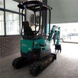 原廠2噸全新果園挖掘機 多功能小型挖掘機