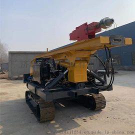 .贵阳工程液压光伏打桩机参数 螺旋钻机制造