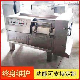 中央厨房设备肉制品切块机肉丁肉条切片机