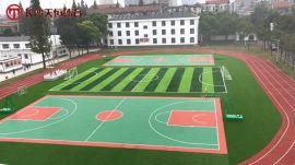 衡阳新建设学校塑胶球场跑道厂家施工预算