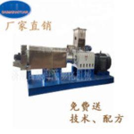 河北铁球粉团粘合剂制作机械预糊化淀粉加工设备