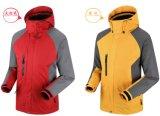 2015年新款可脱卸两件套保暖冲锋衣定制与批发