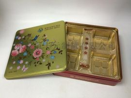 深圳酒店月饼铁盒,东莞山庄月饼铁盒,月饼铁盒包装厂家
