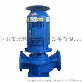 GD100-19直立单段式离心泵 肯富来GD管道泵