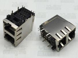 RJ45插座 网口连接器 RJ45网络接口