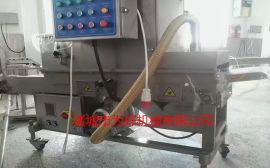 广东面包虾裹糠机涂裹均匀产量高