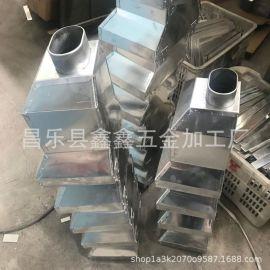 北京阳光房用80方形水管 阳光房雨水管配件有哪些