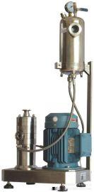 厂家直销 超细三级分散機 三层定转子结构
