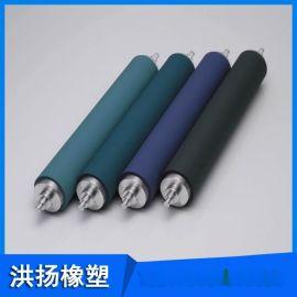 耐油丁腈橡胶辊 橡胶包胶辊定制
