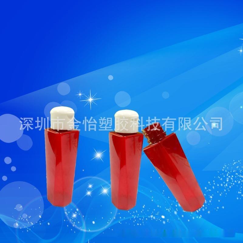 深圳厂家供应PET48ml洗发水瓶48ml酒店沐浴露瓶**赠品洗发水瓶