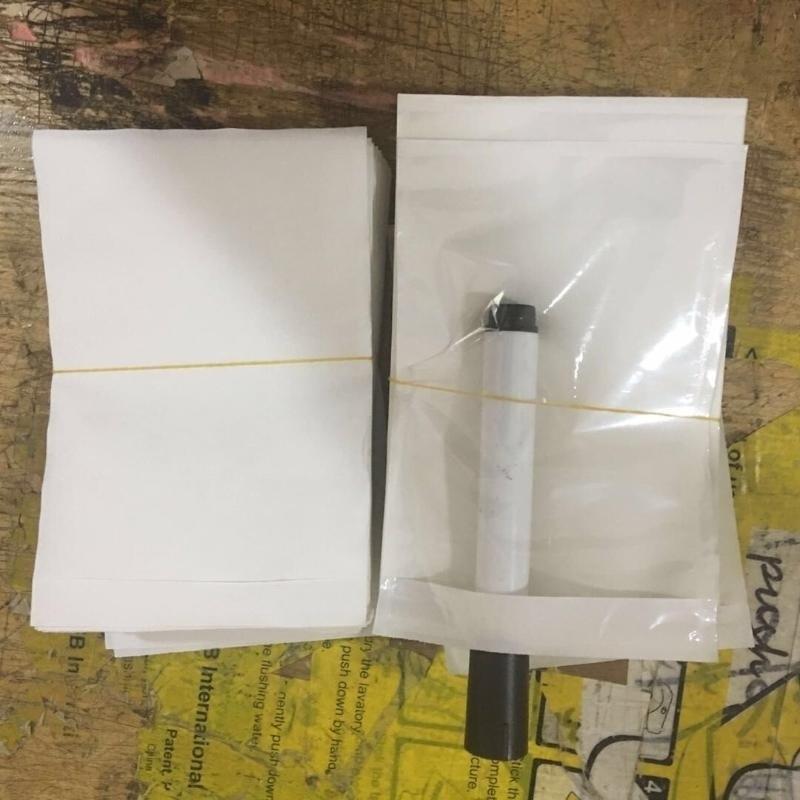 深圳厂家定制PP背胶袋 流运单袋 邮政  袋