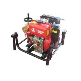 萨登SADEN 1.5寸柴油消防水泵 45MM口径 DS45XP