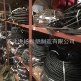 生產供應 耐油丁晴膠條 耐磨天然膠膠條 空心橡膠膠條 可定做