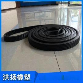 生产供应 实心橡胶胶条 耐油丁晴胶条 实心圆形橡胶条 可定做