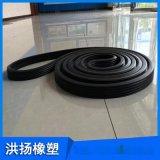 生產供應 實心橡膠膠條 耐油丁晴膠條 實心圓形橡膠條 可定做