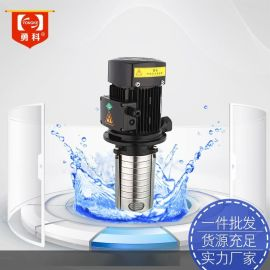 SDK8浸入式管道泵 工业机床冷却泵 立式不锈钢泵