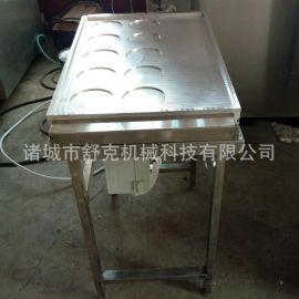 黃金蛋餃制作設備機械 蛋餃一次機 小吃蛋餃機