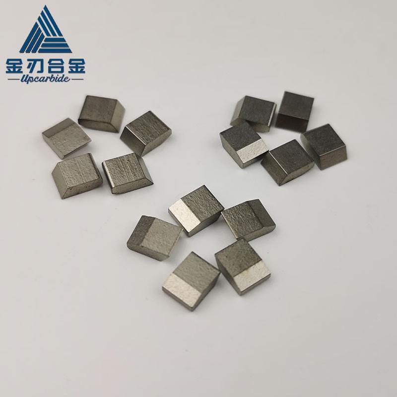 YG8硬质合金锯齿片JX5.5*2.0*4.2mm