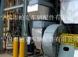 可拆卸式排气管隔热套