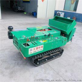 履带开沟机 果园开沟施肥机 多功能开沟旋耕机